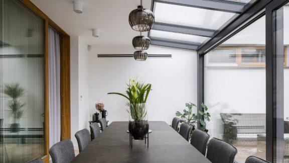 Rezydencja na warszawskich Kabatach – klient prywatny